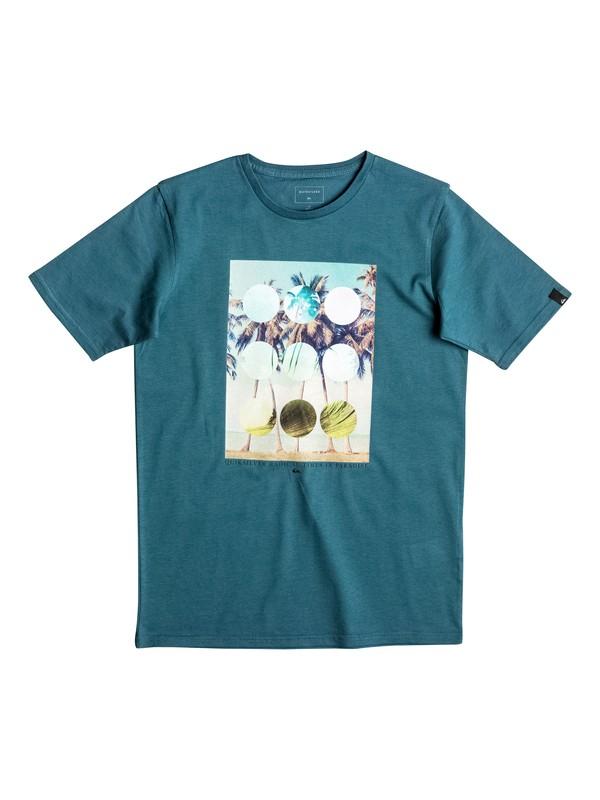 0 Classic Lost Paradise - Tee-Shirt  EQBZT03470 Quiksilver