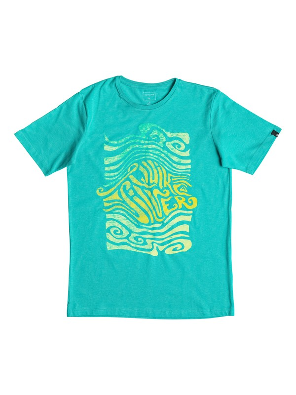 0 Classic Trouble - Tee-Shirt  EQBZT03471 Quiksilver