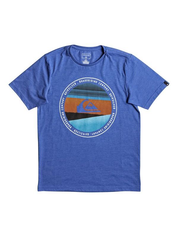 0 Classic Last Tree - T Shirt  EQBZT03559 Quiksilver