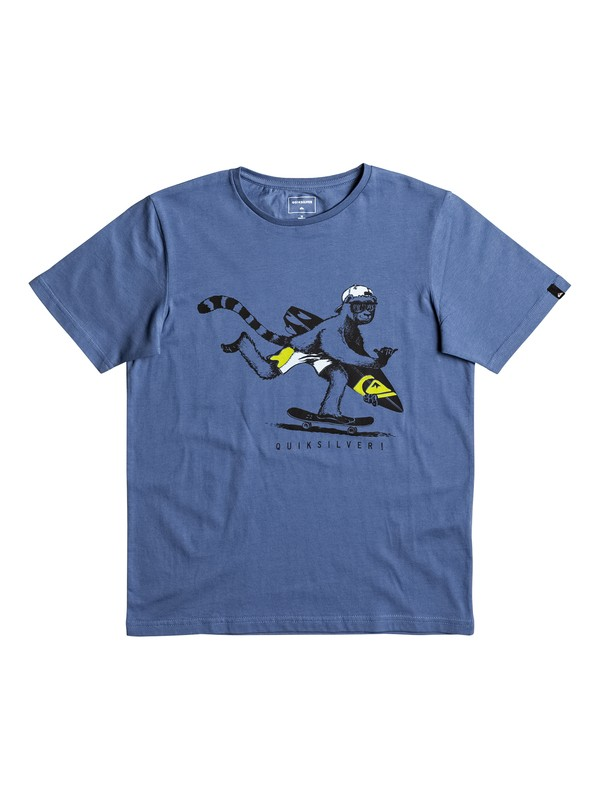 0 Classic Its Offshore - T Shirt  EQBZT03564 Quiksilver
