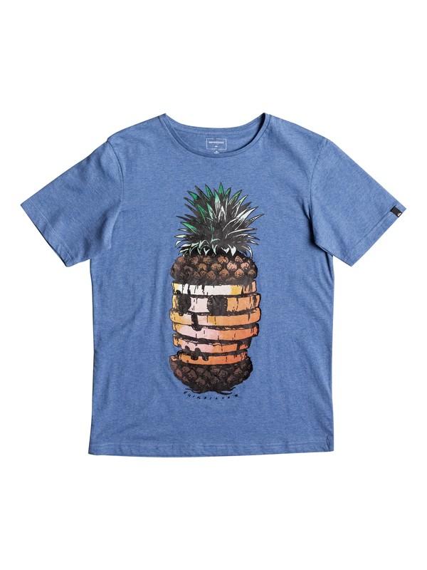 0 Classic Hot Pineapple - T Shirt  EQBZT03565 Quiksilver