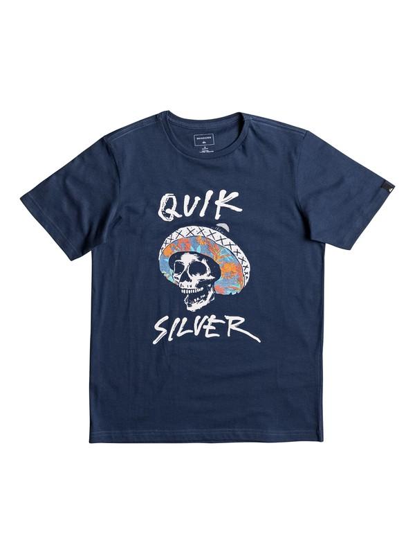 0 Classic El Bronco - Tee-Shirt  EQBZT03630 Quiksilver