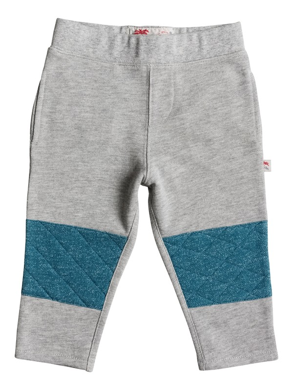 0 Ghetto Dog - Pantalon de jogging Gris EQIFB03013 Quiksilver