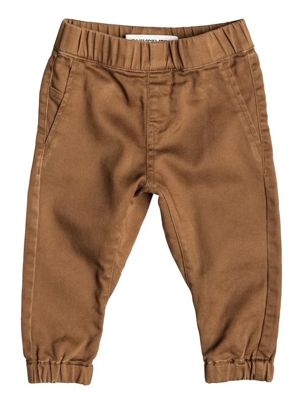0 Fonic - Pantalon de jogging  EQINP03016 Quiksilver