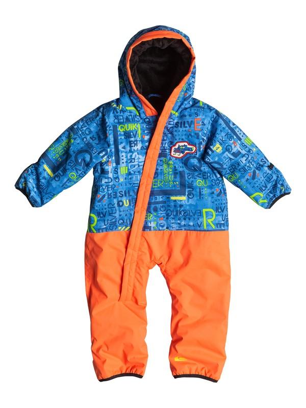 0 Little Rookie - Combinaison de ski  EQITS03000 Quiksilver