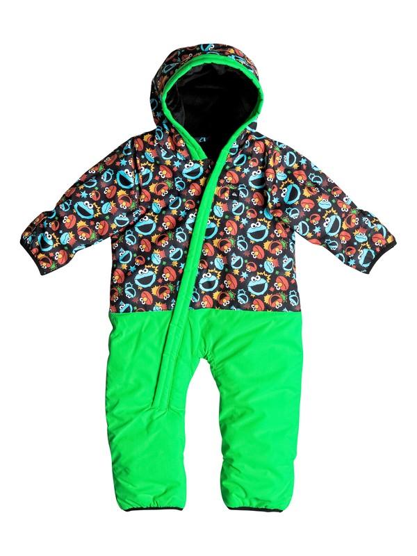 0 Baby Little Rookie Snow Suit  EQITS03001 Quiksilver