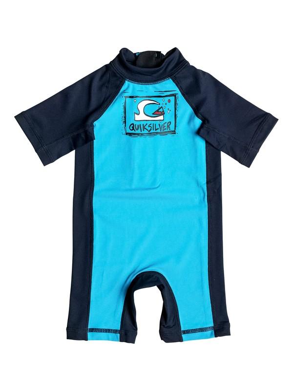 0 Baby Bubble Springsuit  EQIWR03008 Quiksilver