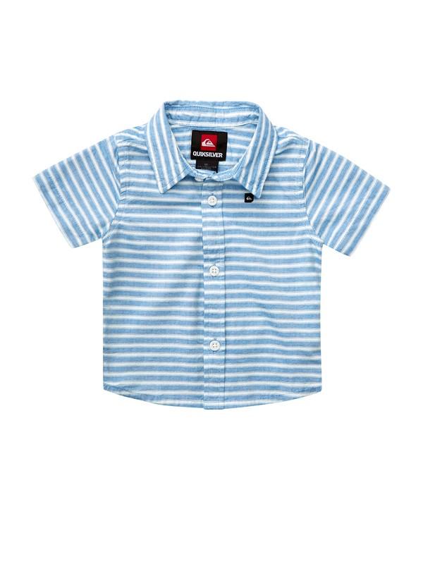 0 Baby Swamis Short Sleeve Shirt  EQIWT00004 Quiksilver
