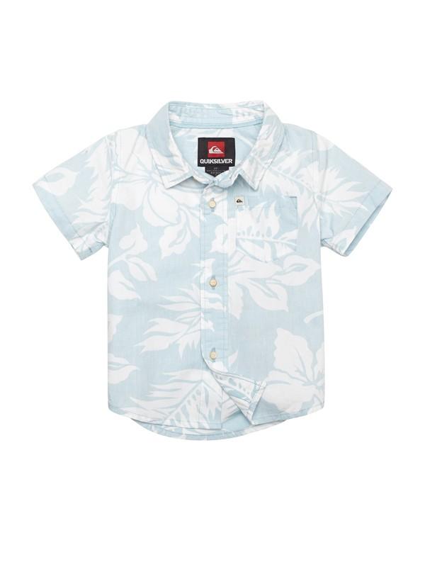 0 Baby Kaihuna Short Sleeve Shirt  EQIWT00007 Quiksilver
