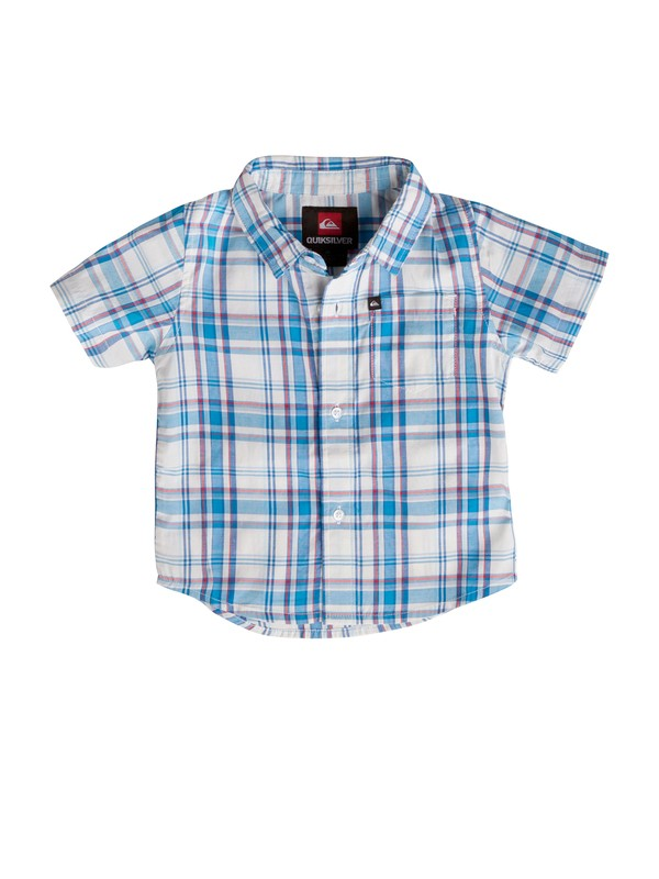 0 Baby Engineer Pat Shirt  EQIWT00010 Quiksilver