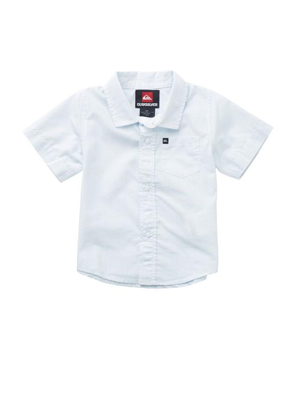 0 Baby Barracuda Cay Shirt  EQIWT00012 Quiksilver