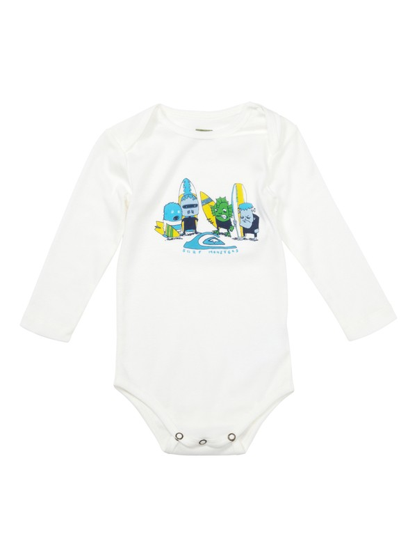 0 Ls Organic Body Baby  EQIZT03001 Quiksilver