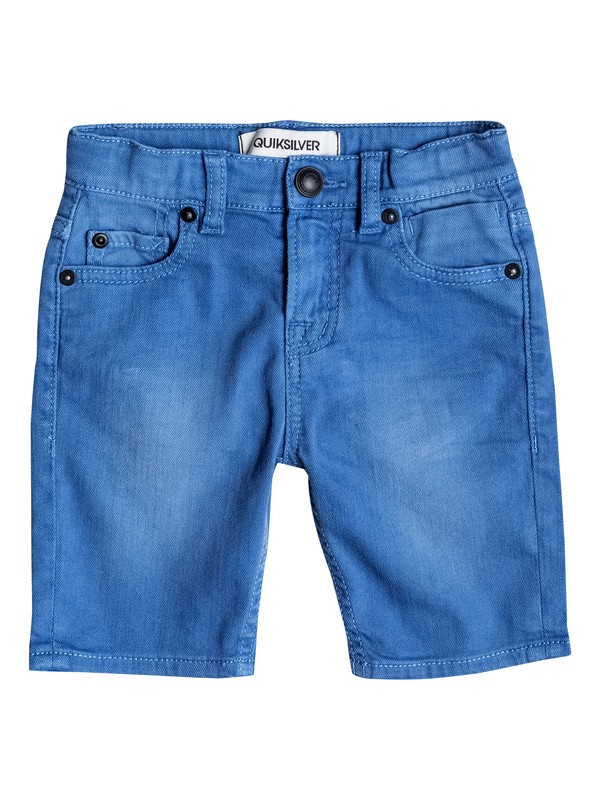 0 Distorsion Colors - Short denim  EQKDS03010 Quiksilver