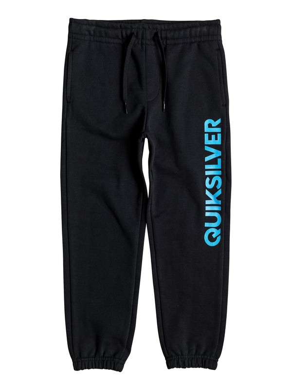 0 Boy's 2-7 Trackpant Screen Track Pants  EQKFB03041 Quiksilver