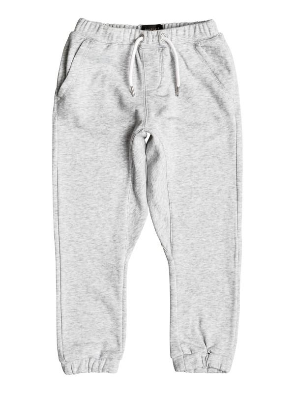 0 Everyday Fonic - Pantalon de jogging Gris EQKFB03044 Quiksilver