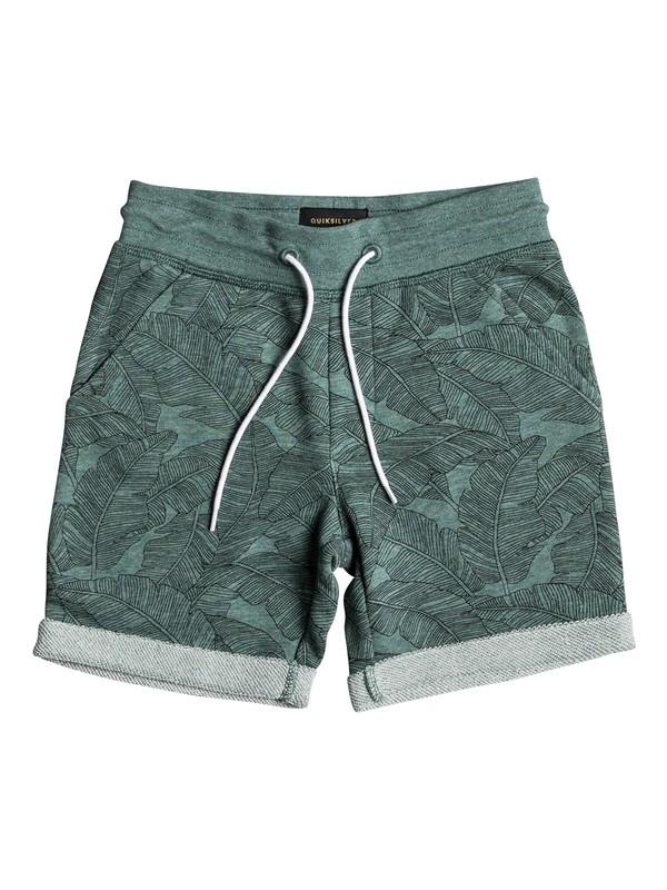 0 Masento - Shorts de sport Bleu EQKFB03060 Quiksilver