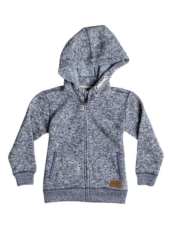 0 Boy's 2-7 Keller Zip-Up Hoodie  EQKFT03150 Quiksilver