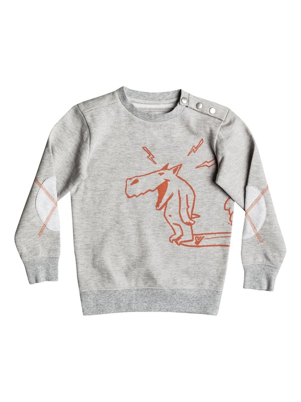0 Surfing Dog - Sweat  EQKFT03187 Quiksilver