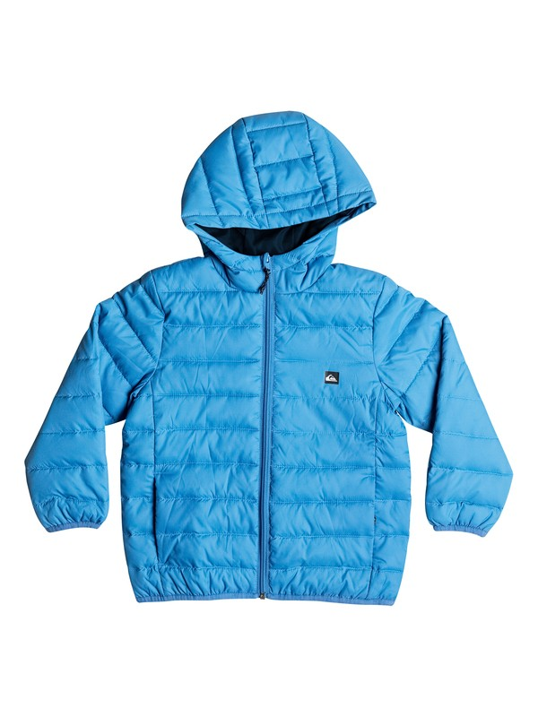 0 Scaly - Manteau d'isolation thermique  EQKJK03045 Quiksilver