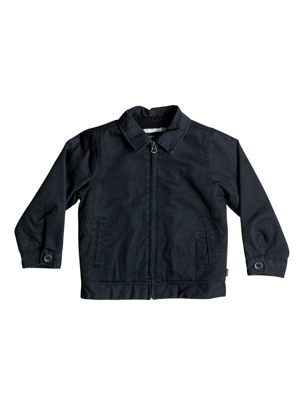 0 Boy's 2-7 Everyday Billy Coach Jacket  EQKJK03050 Quiksilver