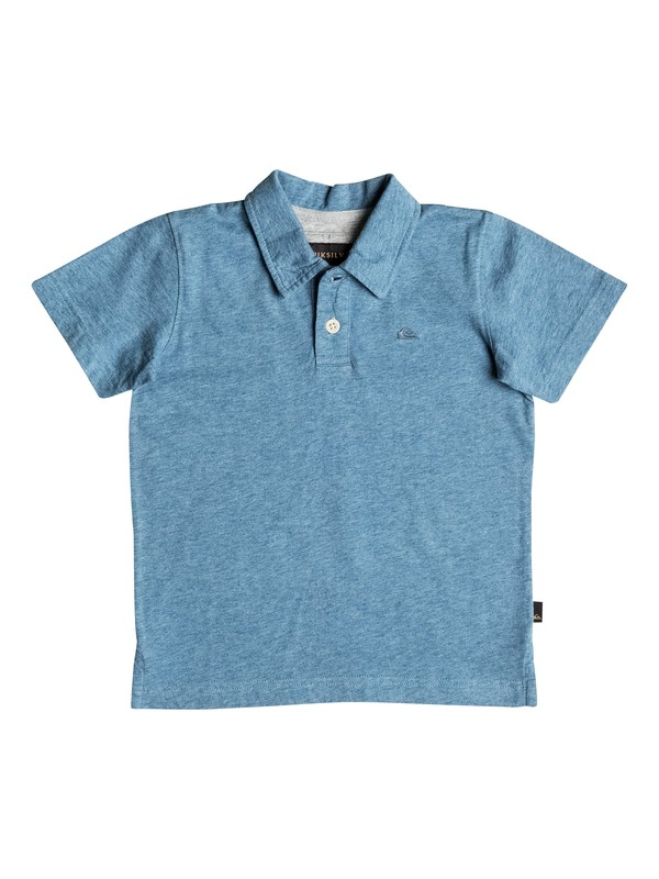 0 Boy's 2-7 Dry Harbour Polo Shirt  EQKKT03078 Quiksilver