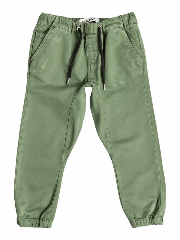 0 Fonic - Pantalon slim fit  EQKNP03020 Quiksilver