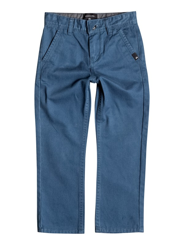 0 Boy's 2-7 Everyday Chinos  EQKNP03034 Quiksilver