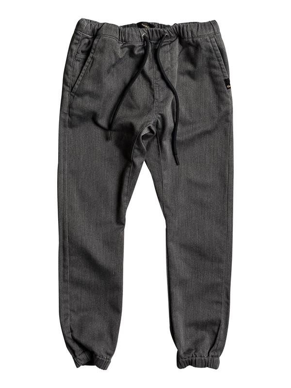 0 Fonic - Pantalon de jogging Noir EQKNP03041 Quiksilver