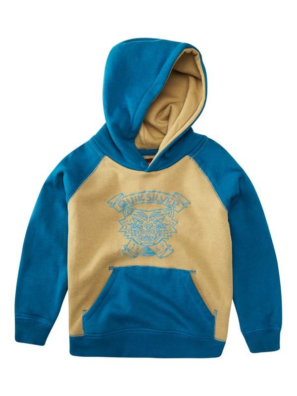 0 Hood Rib Raglan Boy  EQKSF03011 Quiksilver
