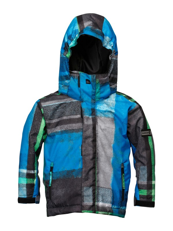 0 Little Mission 5K Insulated Jacket  EQKTJ00003 Quiksilver