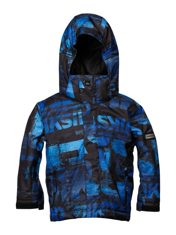0 Little Mission 5K Insulated Jacket  EQKTJ00004 Quiksilver
