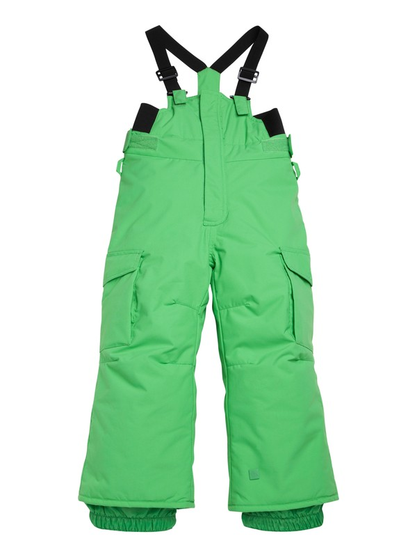 0 Boys 2- 4 Boogie Pants Green EQKTP00001 Quiksilver