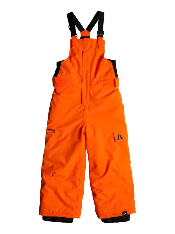 boys 27 boogie snow pants 889351853394 quiksilver