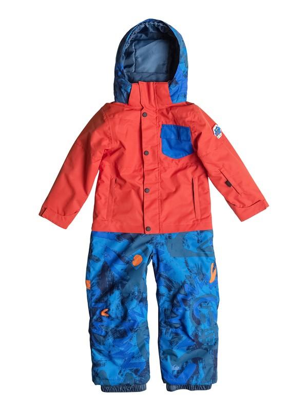 0 Rookie Suit - Combinaison de ski  EQKTS03000 Quiksilver