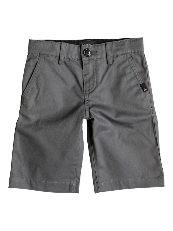 0 Boy's 2-7 Everyday Union Stretch Chino Shorts  EQKWS03061 Quiksilver