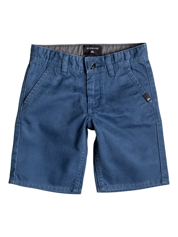 0 EVERYDAY CHINO SHORT AW BOY  EQKWS03065 Quiksilver