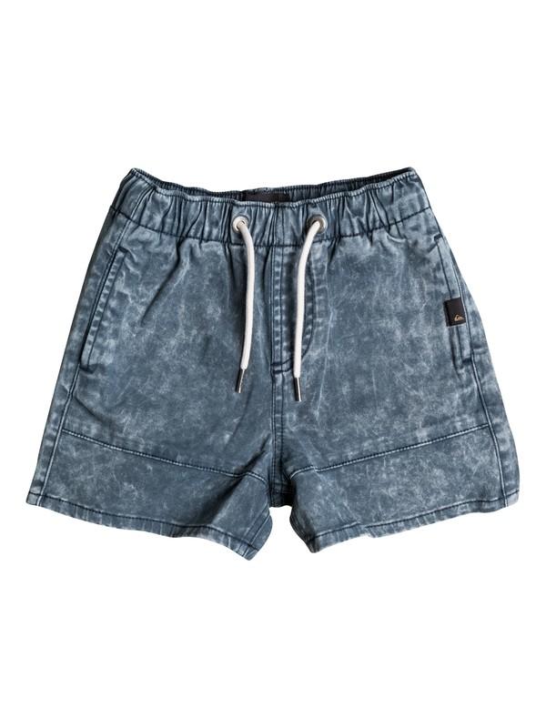 0 Boy's 2-7 Battering Shorts  EQKWS03073 Quiksilver