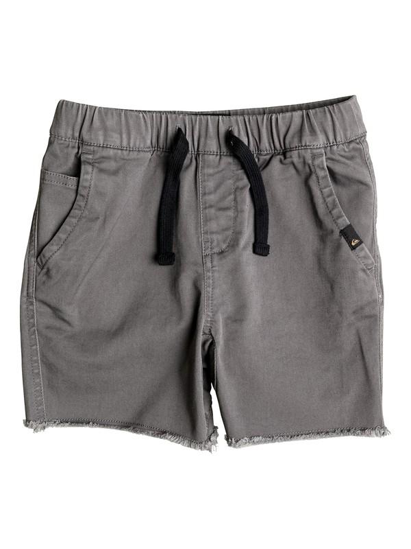 0 Boy's 2-7 Fun Days Shorts  EQKWS03085 Quiksilver