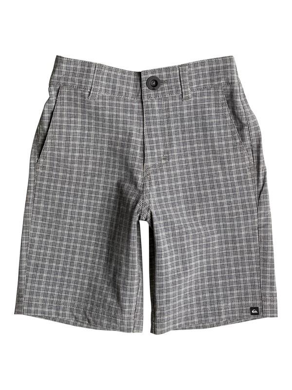 "0 Boy's 2-7 Neolithic Amphibian 14"" Amphibian Shorts  EQKWS03095 Quiksilver"