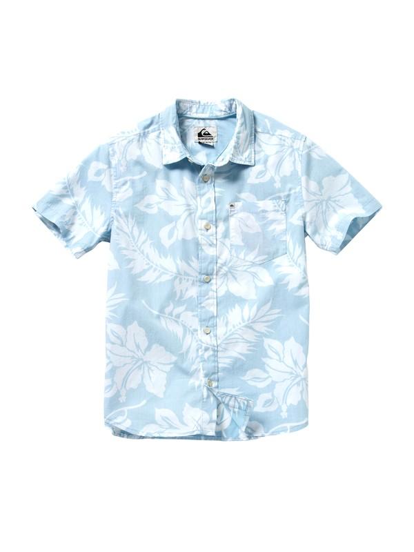 0 Boys 2-7 Kaihuna Short Sleeve Shirt  EQKWT00003 Quiksilver
