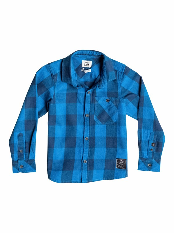 0 Motherfly - Chemise  EQKWT03043 Quiksilver