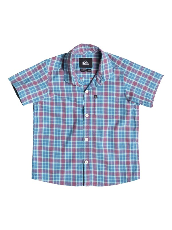0 Everyday Check - Chemise manches courtes  EQKWT03048 Quiksilver