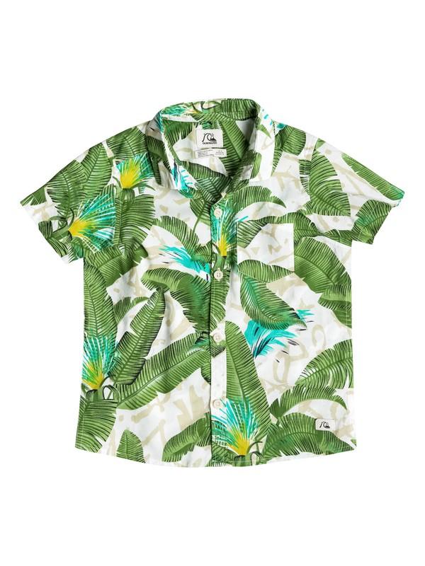 0 Riot Shirt - Chemise manches courtes  EQKWT03058 Quiksilver