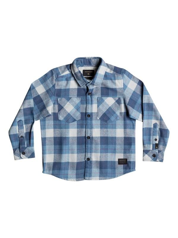 0 Boy's 2-7 Major Reform Long Sleeve Shirt  EQKWT03095 Quiksilver