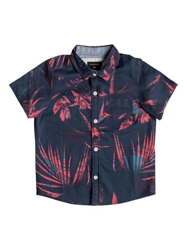 0 Boy's 2-7 Everyday Short Sleeve Shirt  EQKWT03104 Quiksilver