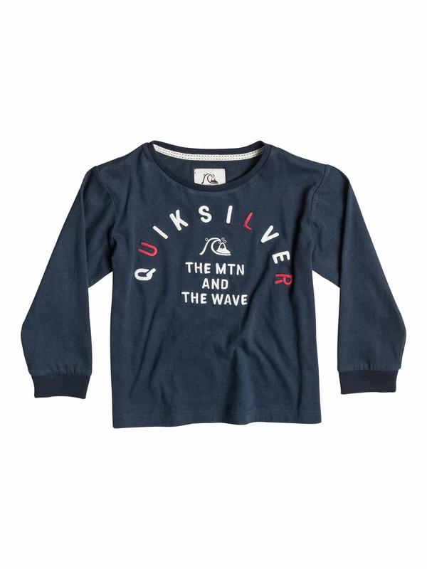 0 Holman - T-shirt manches longues  EQKZT03021 Quiksilver