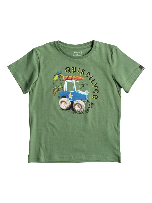 0 Classic Patrol - Tee-Shirt  EQKZT03066 Quiksilver