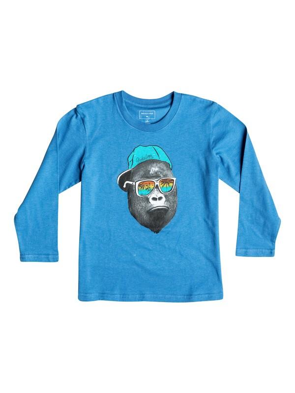 0 Classic Kong Business - Tee-Shirt à manches longues  EQKZT03067 Quiksilver