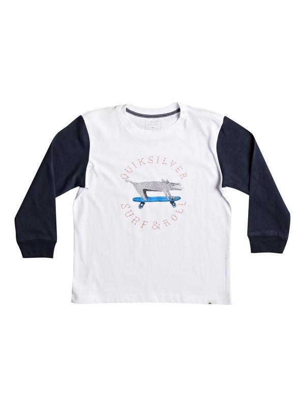 0 Carbon Pro Magnet - T-Shirt à manches longues ultra-doux  EQKZT03130 Quiksilver