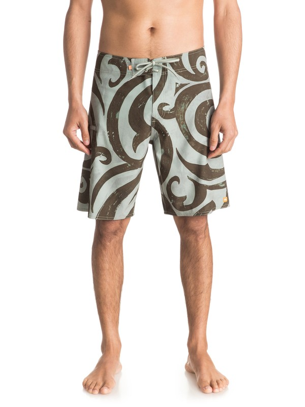 "0 Waterman Sulawesi 20"" Boardshorts  EQMBS03003 Quiksilver"